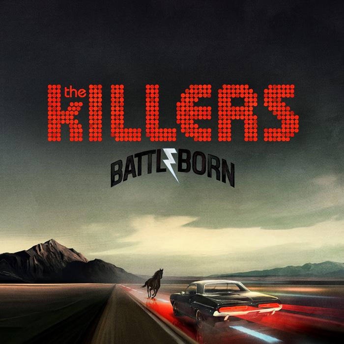 The Killers - Battle Born (2012)